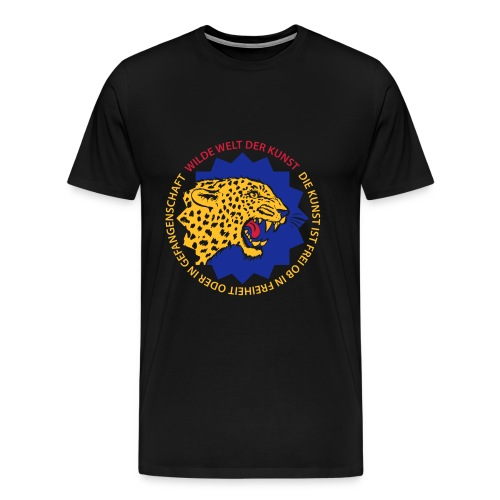 Wilde Kunst - Männer Premium T-Shirt