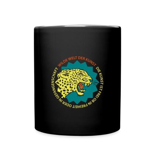 Wilde Kunst - Tasse einfarbig