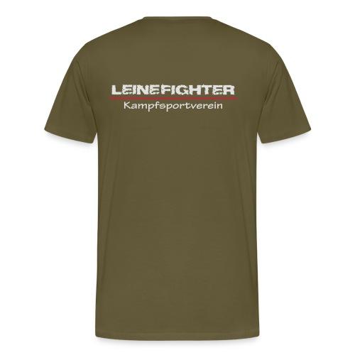 Leinefighterkl - Männer Premium T-Shirt
