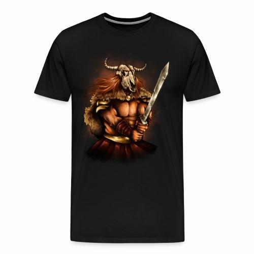 Battle for Honor - Männer Premium T-Shirt