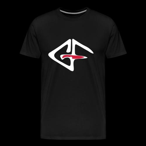 Gabbafreakz logo T-Shirts - Men's Premium T-Shirt