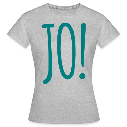 JO! - women - Frauen T-Shirt