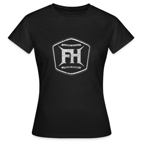 Falsche Helden - Vintage Logo - Frauen-Shirt - Frauen T-Shirt