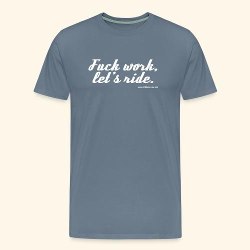 FWLR - Maglietta Premium da uomo