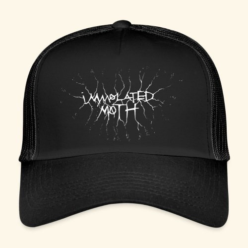 Immolated moth Trucker cap - Trucker Cap