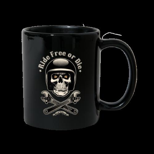 Ride Free or Die - Mug uni