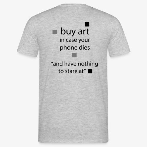 buy Art - Männer T-Shirt