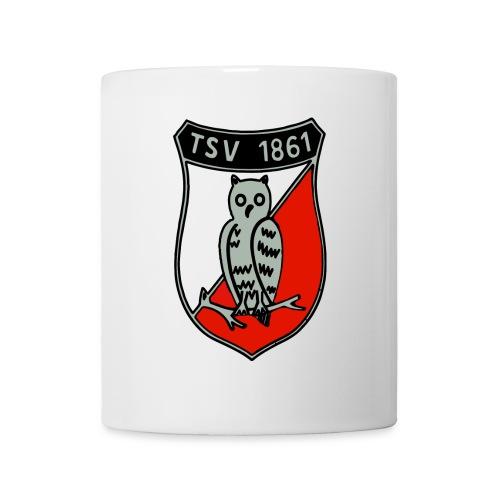 Tasse weiß Logo - Tasse