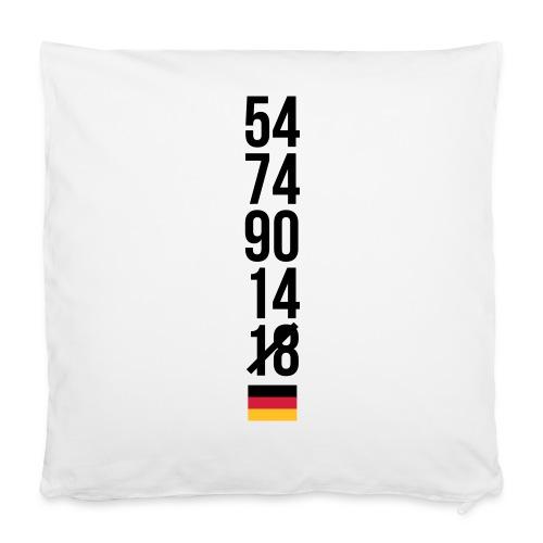 Niemcy nie mistrz świata 2018 – pierwsza runda Pozostałe - Kissenbezug 40 x 40 cm