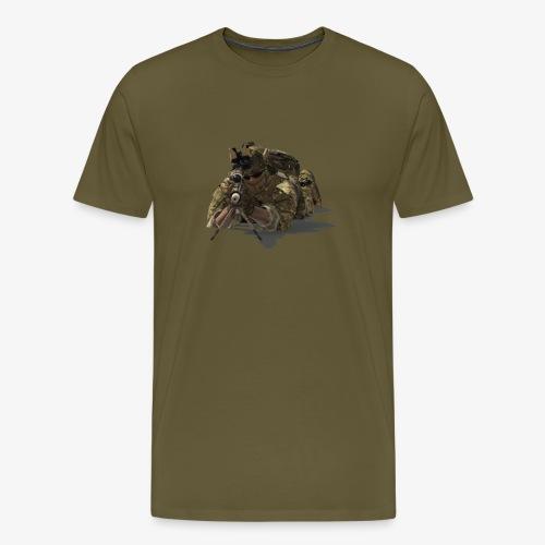 Shoot me - Männer Premium T-Shirt