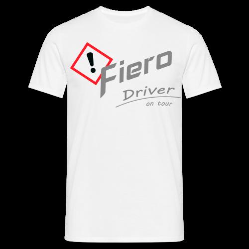 Driver On Tour - Männer T-Shirt