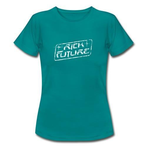 Rick Future Stars Logo, 100% Baumwolle T-Shirt ♀ - Frauen T-Shirt