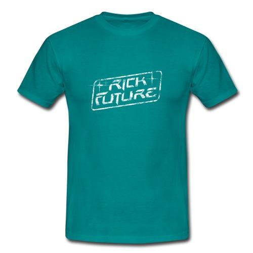 Rick Future Stars Logo, 100% Baumwolle T-Shirt ♂ - Männer T-Shirt
