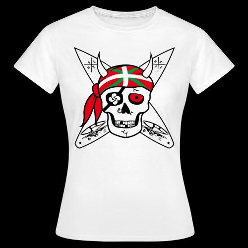 TEE-SHIRT FEMME PRIVATEER - T-shirt Femme