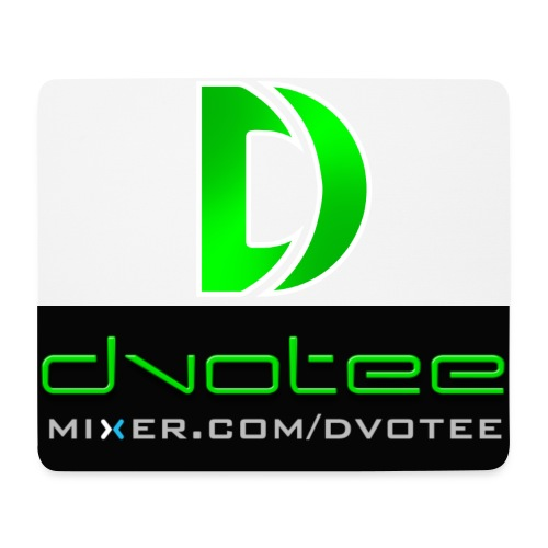Dvotee Mouse Pad - Mouse Pad (horizontal)