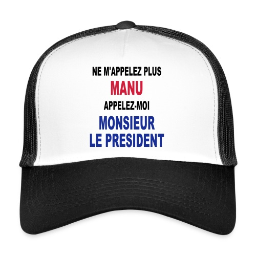 Manu Président