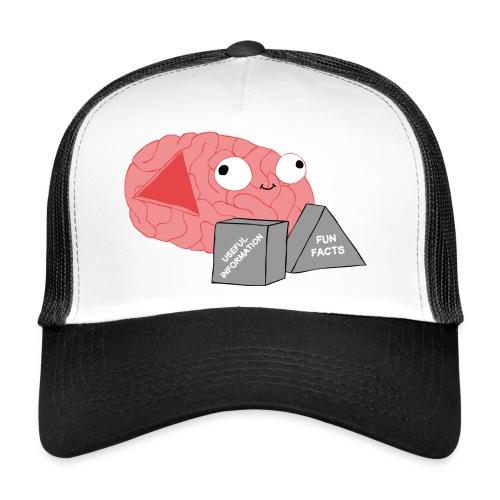 Useful Information Trucker Cap - Trucker Cap