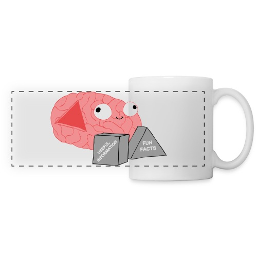 Useful Information Mug - Panoramic Mug