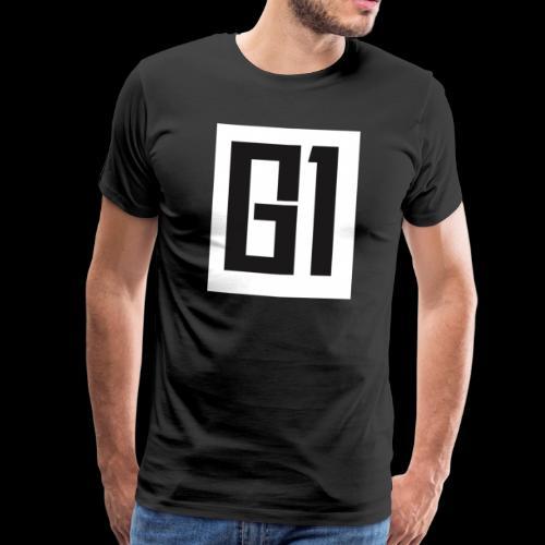 81 Woodmark Logo - Men's Premium T-Shirt