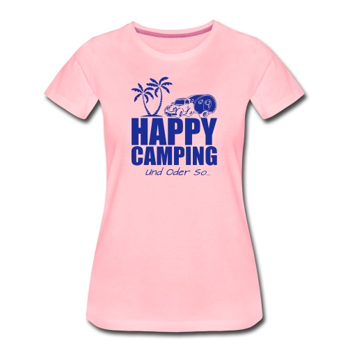 NEW HAPPY STYLE - WOMAN Shirt - alle Farben! - Frauen Premium T-Shirt