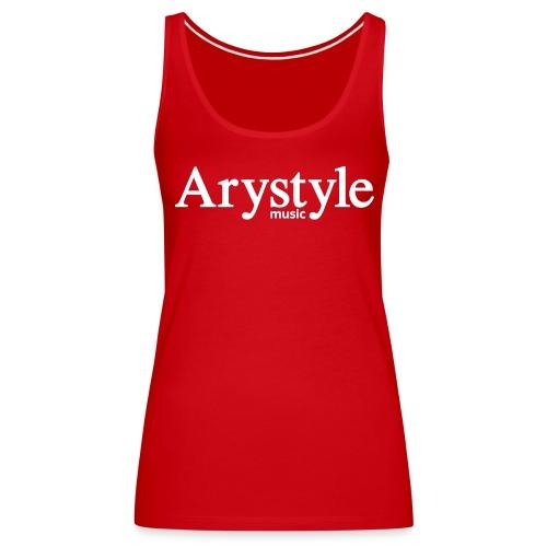 Debardeur Arystyle Original - Débardeur Premium Femme