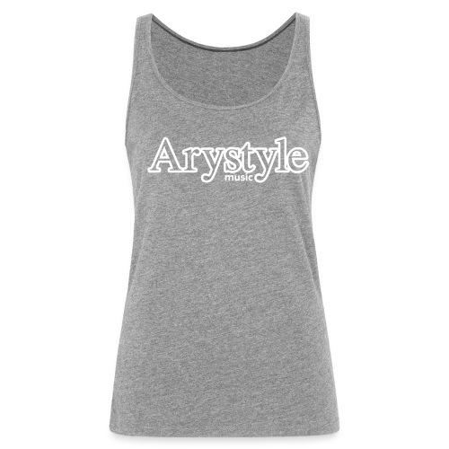 Debardeur Arystyle Contour - Débardeur Premium Femme