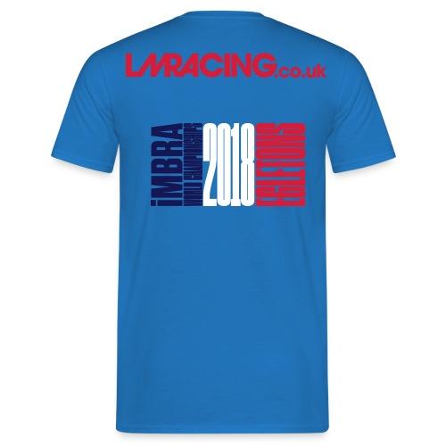 WC Egletons 2018 Royal blue - Men's T-Shirt
