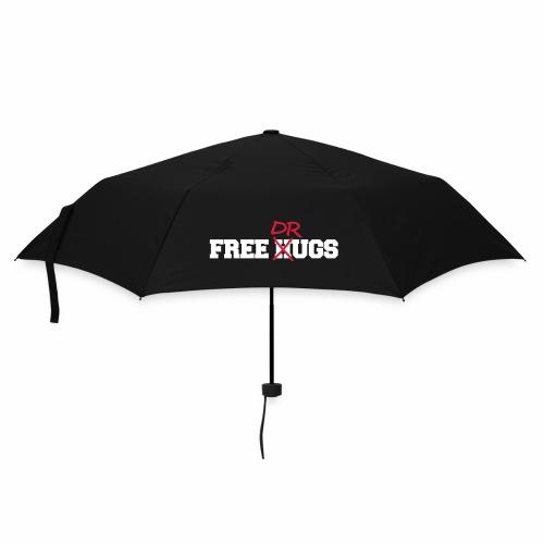 Free Hugs n Drugs - Regenschirm - Regenschirm (klein)