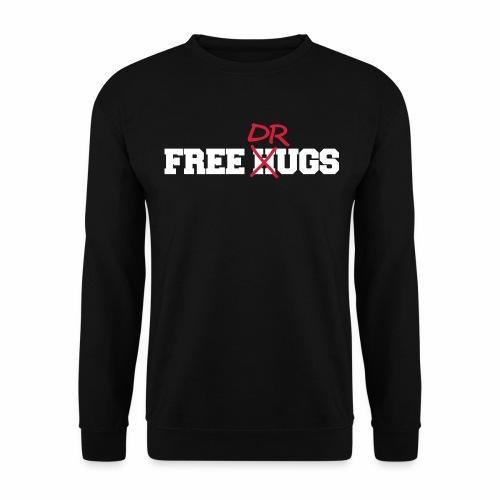 Free Hugs n Drugs - Pullover - Männer Pullover