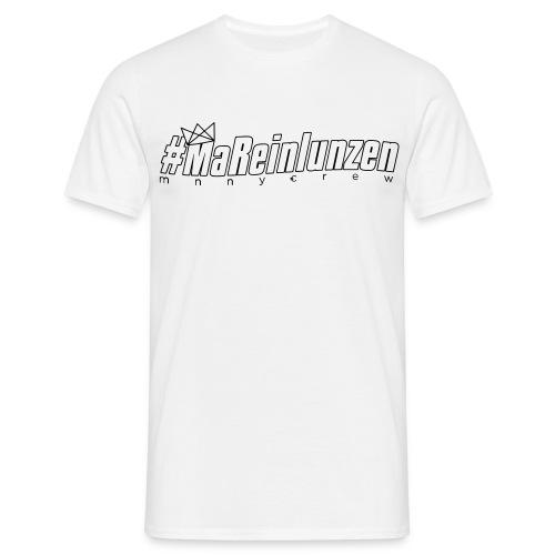 #MaReinlunzen Black Men - Männer T-Shirt