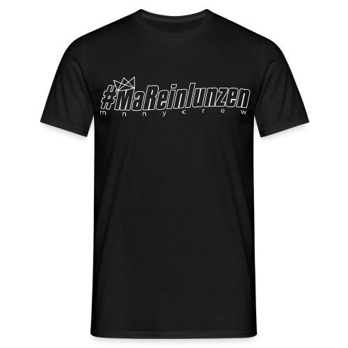 #MaReinlunzen White Men - Männer T-Shirt
