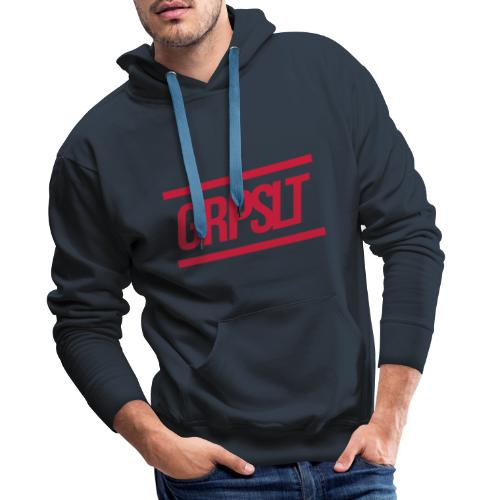 MENS: GRPSLT-Line - Männer Premium Hoodie
