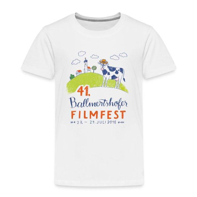 Kinder T-Shirt 2018