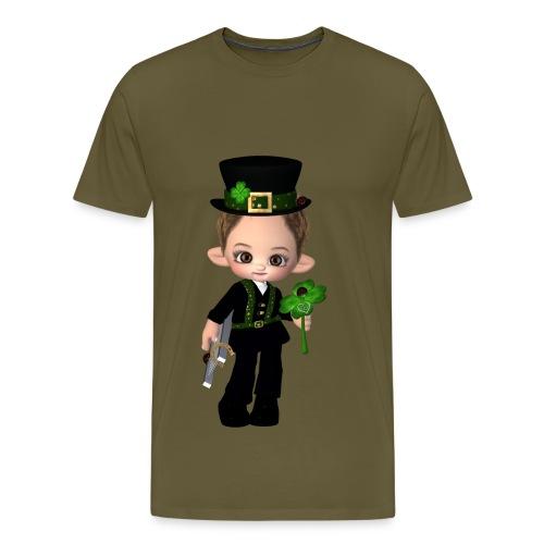 Schornsteinfeger Glück - Männer Premium T-Shirt
