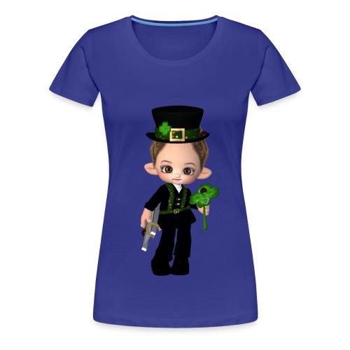 Schornsteinfeger Glück - Frauen Premium T-Shirt
