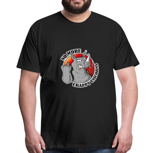 No More Crappy Unicorns - BOYS - Männer Premium T-Shirt
