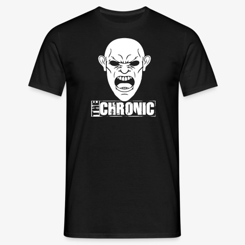 T-Shirt THE CHRONIC logo - Maglietta da uomo