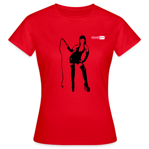 Smootghlide Frauen T-Shirt Domina - Frauen T-Shirt