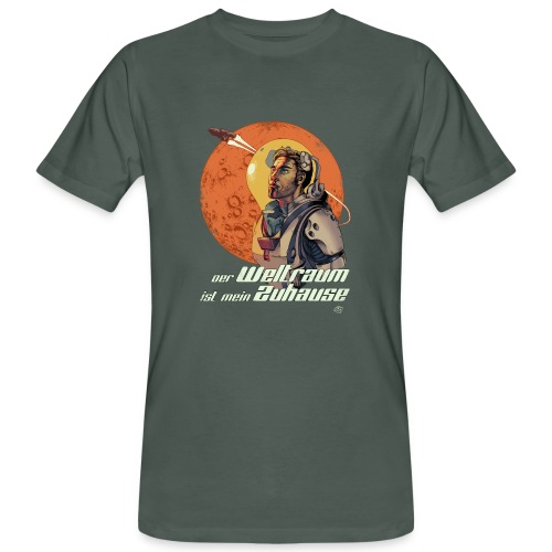 Rick's Quote, 100% Bio-Baumwolle T-Shirt ♂ - Männer Bio-T-Shirt