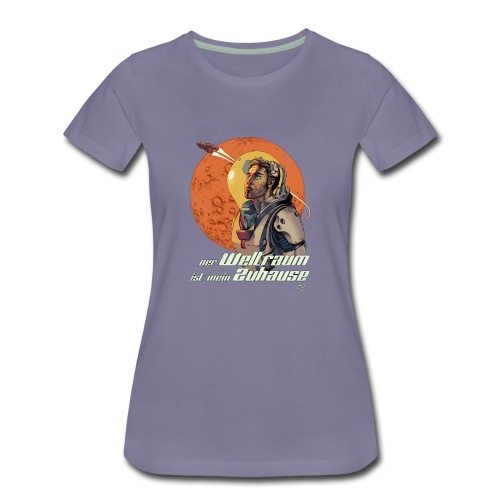Rick's Quote, 100% Baumwolle Premium-T-Shirt ♀ - Frauen Premium T-Shirt