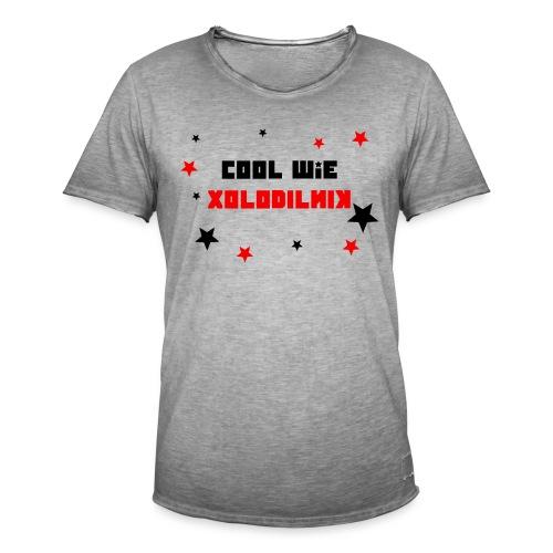 Cool wie Xolodilnik - Männer Vintage T-Shirt
