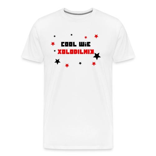 Cool wie Xolodilnik - Männer Premium T-Shirt