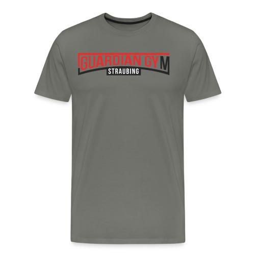 Guardian Gym Straubing Vintage Logo - Männer Premium T-Shirt