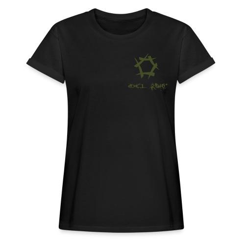 Ladys OCL-Shirt 2016 Oversize - Frauen Oversize T-Shirt