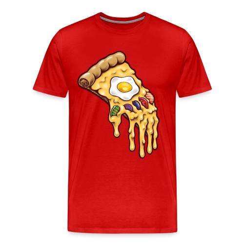 Infinity Pizza - Men's Premium T-Shirt