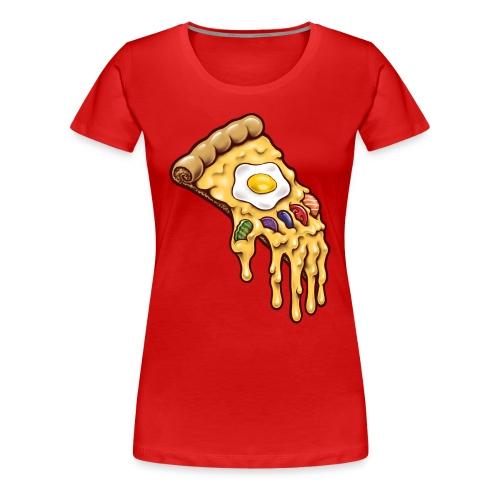 Infinity Pizza - Women's Premium T-Shirt