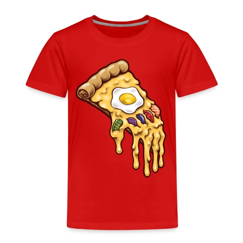 Infinity Pizza - Kids' Premium T-Shirt