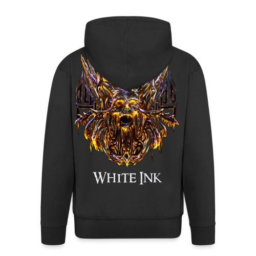 white back - Premium-Luvjacka herr