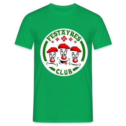 Festayres Club - T-shirt Homme