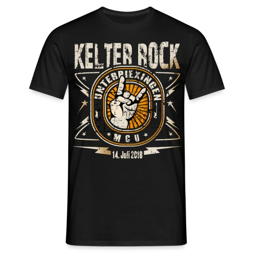 Boy Shirt Kelter Rock 2018  - Männer T-Shirt